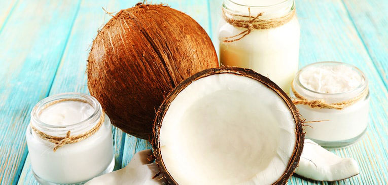 aceite de coco virgen usos