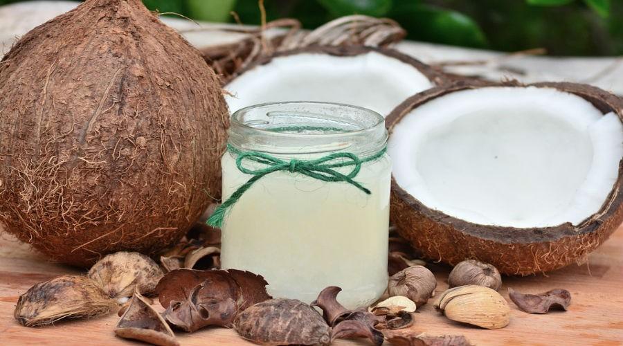 Aceite de coco y sus usos