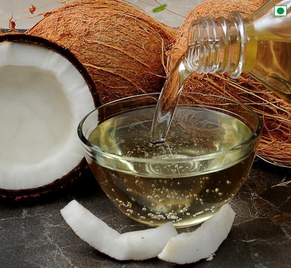 cocinar con aceite de coco